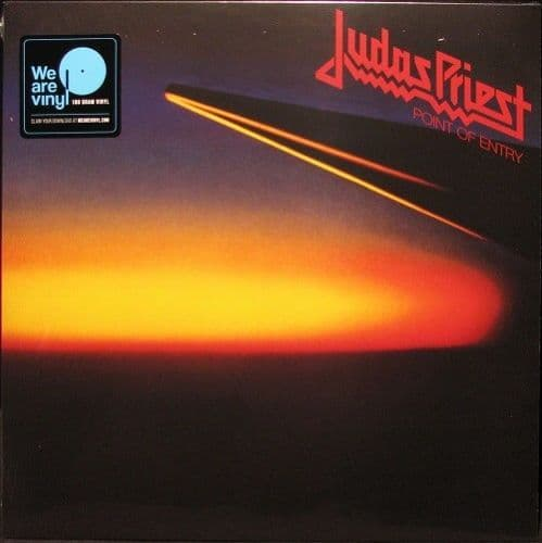 Judas Priest<br>Point Of Entry<br>LP, RE, 180g